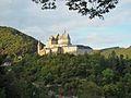Le château de Vianden Grand-Duché de Luxembourg.JPG