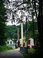Leaved The Village - panoramio.jpg