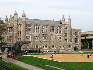 Lehman College - Old Gymnasium