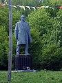 Lenin in the park.Khmelnitskiy. Ukraine - panoramio.jpg
