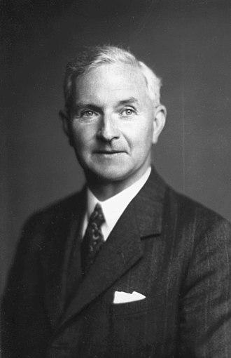 John Lennard-Jones - Sir John Edward Lennard-Jones