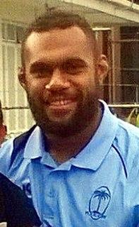 Leone Nakarawa Fijian rugby union player