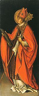 Ulrich of Augsburg German bishop and saint