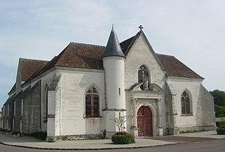 Les Noës-près-Troyes Commune in Grand Est, France