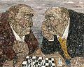 Les joueurs d'échecs, 1964 - 72x91cm (30F).jpg