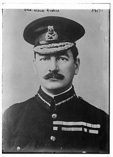 Leslie Rundle British Army general
