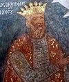 Levan von Kachetien, Philotheou fresco.jpg