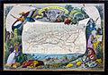 Levasseur, Victor — Map of Algérie, Colonie française 1849 .jpg
