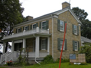 Henderson Lewelling House United States historic place