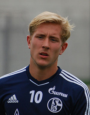 Lewis Holtby - Holtby with Schalke 04 in 2011