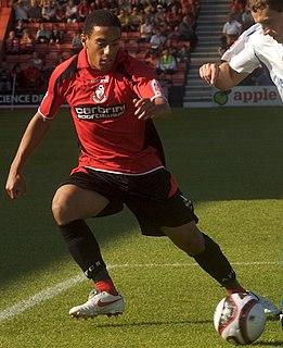 Liam Feeney English footballer
