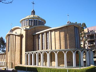 Lidcombe - St Andrew's Ukrainian Catholic Church