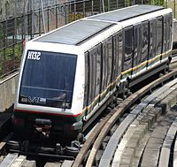 Metro w Lille