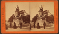 Lincoln monument, Fairmount Park, Philadelphia, Pa, from Robert N. Dennis collection of stereoscopic views 2.png