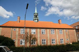 Thomas Havning - Lindevang Church in Copenhagen from 1925