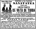 Lingeria franceză de vată de turbă a D-ruluĭ Rasurel, Epoca, 30 sept 1898.JPG