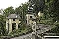 Linz Margarethen Maria Thal Kapelle Bethaus Mesnerhaus.JPG