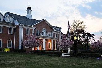 Little Falls, New Jersey - Little Falls Town Hall