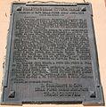 Livorno Palazzo Comunale plaque 01.JPG