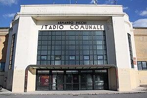 Stadio Armando Picchi - Image: Livorno Stadio 2