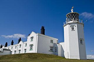 Lizard Lighthouse lighthouse in Landewednack, Cornwall, England