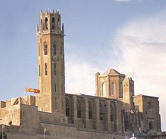 Province of Lleida - Seu Vella in Lleida.