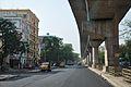 Local Main Road - Water Tank 10 Area - Salt Lake City - Kolkata 2013-04-10 7705.JPG