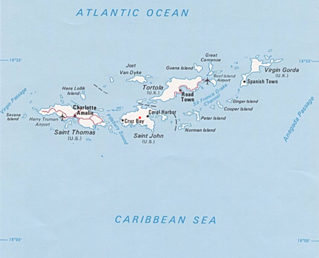 st croix location world map with Guana 20island on View additionally Eastern caribbean and atlantic likewise File St John River Map also File Biscayne NP snorkeling likewise Bioluminescence Kayaking Night Tour.