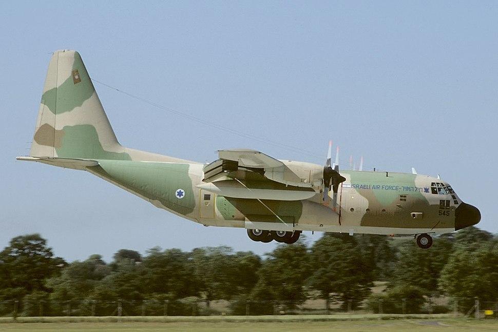 Lockheed KC-130H Hercules (L-382) (Karnaf), Israel - Air Force AN1983332