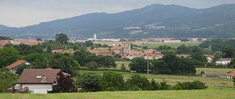 Txorierri - View from Erandio.