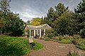 London - Kew Gardens - Secluded Garden 1995 by Anthea Gibson - View NW.jpg