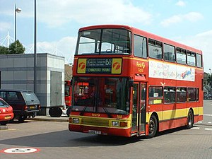 London bus route 158.jpg