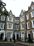 Lonsdale Square Listed Homes in Islington London - 2013 - corner units.JPG