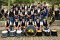 Lorient Pipe Band au FIL 2017.jpg