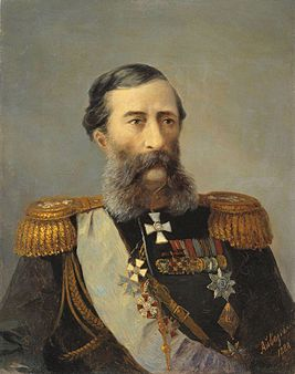 Граф Михаил Тариэлович Лорис-Меликов