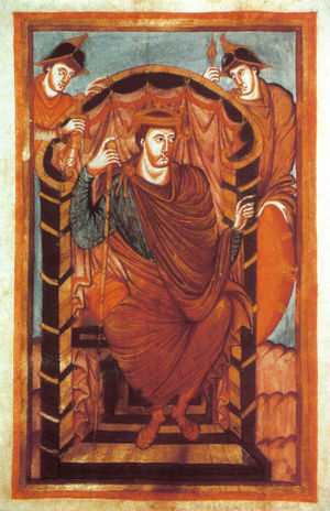 Lothair I - Image: Lothar I