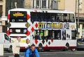 Lothian Buses bus Volvo Wrightbus Harlequin livery 22 September 2008 route 23.jpg