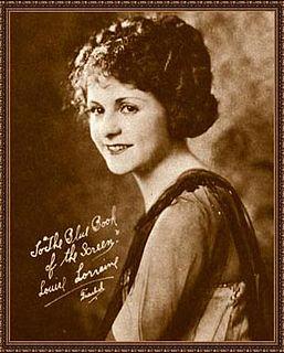 Louise Lorraine actress