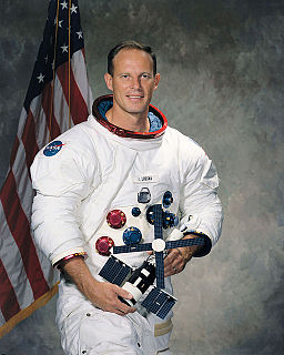 Jack Lousma American astronaut and politician