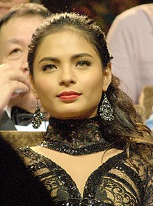 Lovi Poe at the 69th Venice International Film Festival, September 2012.jpg