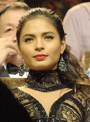 Lovi Poe - Poe at the 69th Venice International Film Festival, September 2012