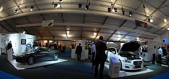 Low Carbon Vehicle Event - The Low Carbon Vehicle Event 2013 Internal Exhibition