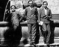 Luís Manteiga, Héctor Raurich e Luís Seoane en Santiago de Compostela en 1930.jpg