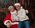 Lucky Gal and Bad Santa, at Jamian's Bar, Red Bank, New Jersey (4216765877).jpg
