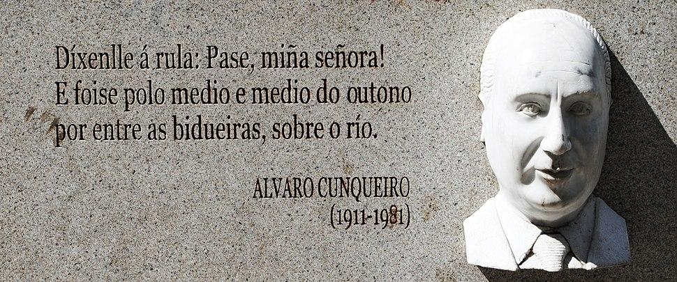 Lugo, Álvaro Cunqueiro