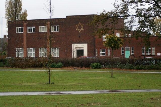Lugs Lodge Synagogue - geograph.org.uk - 609300