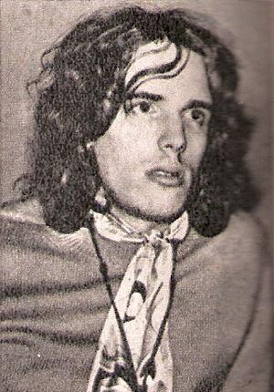 Luis ALberto Spinetta, músico argentino