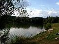 Lukov (ZL), Dolní bělovodský rybník.jpg