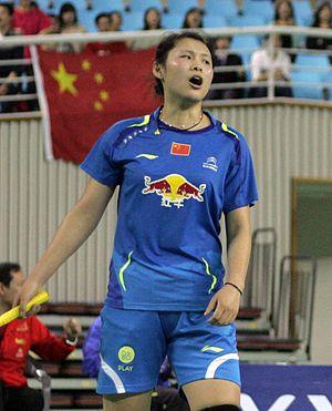 Luo Ying - Image: Luo Ying 2014