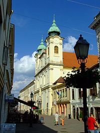 Lyceum templom Pécs.JPG